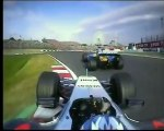 Kimi makes Ron Dennis happy // Japanese GP 2005 - Suzuka last lap - overtaking to fisichella