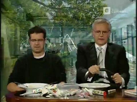 Die Harald Schmidt Show vom 12.10.2001