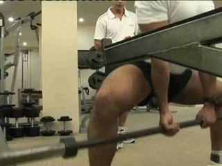 Best Leg Workouts ShortCuts: Wide Barbell Squats
