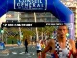 Découvrez en avant 1ère le clip vidéo du marathon des Alpes-Maritimes entre Nice et Cannes