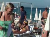Beach Party in St. Tropez at Club Les Palmiers | FashionTV