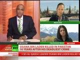 Osama Bin Laden 'killed in Pakistan', body 'buried at sea'