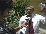 Agrigento, intervista al candidato sindaco Giuseppe Arnone su Farmacia Minacori News AgrigentoTV
