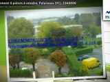 Appartement 4 pièces à vendre, Palaiseau (91), 236000€