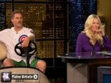 "WATCH: Will Ferrell Crashes ""Chelsea Lately"" in Golf Cart"