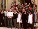 ART ET EAU 2012 - exposition de 67 artistes aux Thermes Sextius d'Aix en Provence