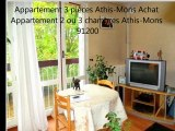 Vente Appartement 3 pièces Athis-Mons 91 Achat Vente Immobilier Athis-Mons Essonne