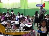 Chimbote: Directora de UGEL pide que recuperacion de clases respete descanso de alumnos