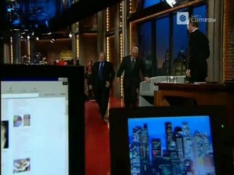 Die Harald Schmidt Show vom 31.10.2001
