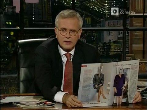 Die Harald Schmidt Show vom 01.11.2001