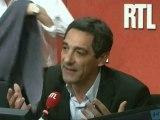"""Serge Papin, PDG du groupe Système U, invité de """"RTL&Vous"""""""