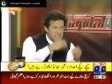 Geo News Imran Khan on Capital Talk with Hamid Mir (May 31, 2012)