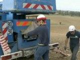 Les agents d'ERDF s'activent en Midi-Pyrénées