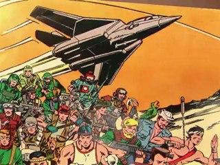 CGR Comics - G.I.JOE ORDER OF BATTLE #2 comic book review