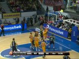Block of the Night: James Augustine, BC Khimki
