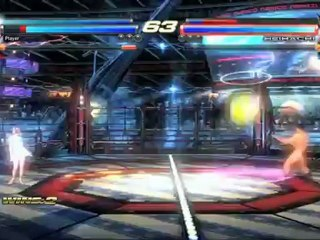 NYCC 2012 Trailer de Tekken Tag Tournament 2 Wii U Edition