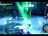 DLC La Tombe d'Argul de Darksiders 2 - Combats à la Flèche Glaciale