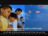 Arabic Nasheed:Muhammed Nabina-Hamada Helal (with English  URDU Subtitles) NEW!