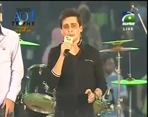 World Record - National Anthem Sung By More Than 70 Thousand + People In Pakistan