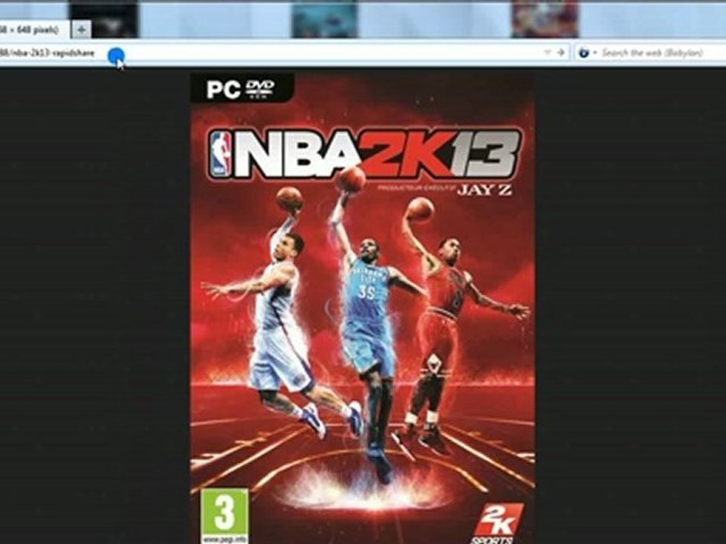 nba 2k13 full cracked download in hd 720p