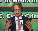 ATTN- MIR Justice Azmat Saeed Speech at Avari Role of media promoting peace 1