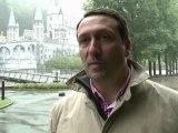 Lourdes et ses Sanctuaires inondés, 450 pèlerins évacués