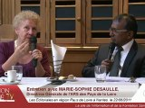 Marie-Sophie DESAULLE Directeur général ARS des Pays-de-la-Loire 1/4