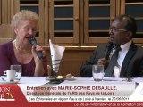 Marie-Sophie DESAULLE Directeur général ARS des Pays-de-la-Loire 2/4