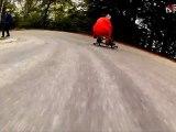 Down The Road - Skate video - Cool Shoe Tricks & Chicks