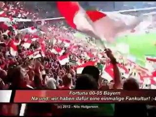 Fortuna-Bayern nakon utakmice