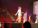 Beauvais  : défilé en maillot  de bain miss Picardie (1)