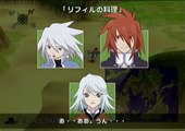 Tales of Symphonia PS2 Skit - Refill's cooking (Eng sub)