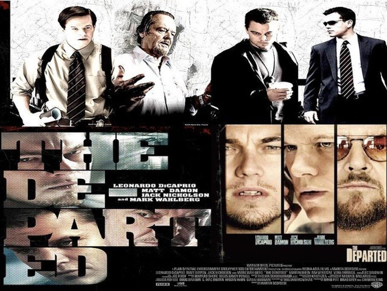 Les Infiltrés (2006) - Bande Annonce / Trailer [VOST-HQ]