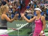 WTA Moscou: Hlts Wozniacki vs Stosur