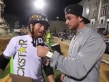 Dew Tour San Fran - Ryan Nyquist - BMX Dirt Champion with Big Daddy