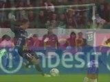 But Kevin GAMEIRO (65ème) - Paris Saint-Germain - Stade de Reims (1-0) - saison 2012/2013