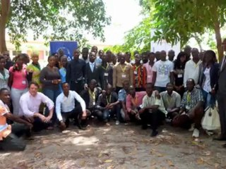 "2012 ""Africa & Liberty"" seminar in Côte d'Ivoire"