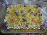 Bolos(Cakes) de Pasta Americana e Bolos Temáticos - Doce Mel Doces