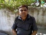 N N Murthy speaks during visit to Cochin Sea Coasts