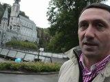 Lourdes : inondations exceptionnelles des Sanctuaires