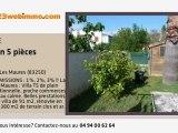A vendre - maison - La Londe Les Maures (83250) - 5 pièces
