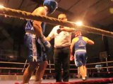 Boxe : Aurélien Coulon remporte son combat lors du championnat départemental de boxe