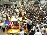 Chandrababu criticises Cong Govt