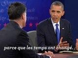Les 3 tacles les plus sévères d'Obama à Romney