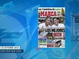 Foot Mercato - La revue de presse - 23 octobre 2012