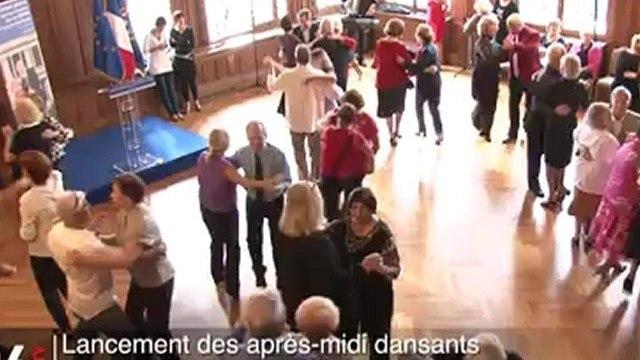 Lancement des après-midi dansants pour les seniors au Palais des rois sardes à Nice