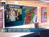 Syrie : Laurent Fabius parraine des zones rebelles