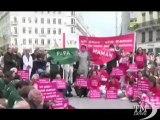 Francia: proteste contro i matrimoni tra omosessuali. Manifestazione a Lille contro il nuovo disegno di legge francese