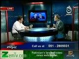 Bolta Pakistan on Aaj news - Pakistan and U.S elections - 23rd October 2012 FULL