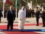 Alain Soral, le Qatar, et Gaza